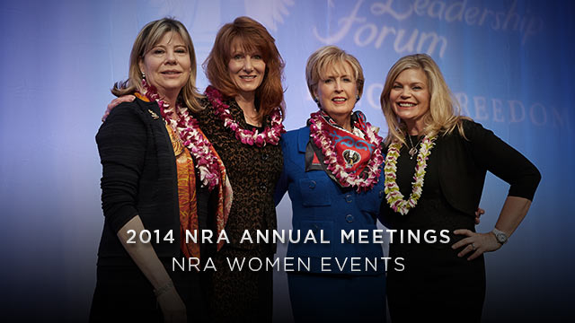 2014 NRA Annual Meetings Events