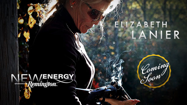 New Energy: Coming Soon Elizabeth Lanier