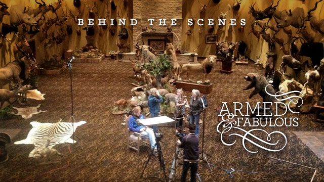 Armed & Fabulous: Behind-the-Scenes
