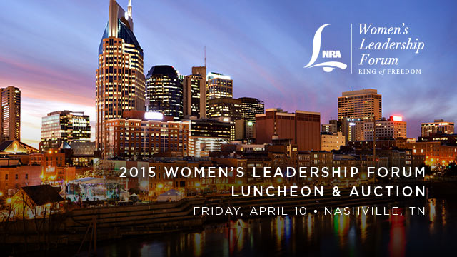 2015 Women's Leadership Forum Luncheon & Auction