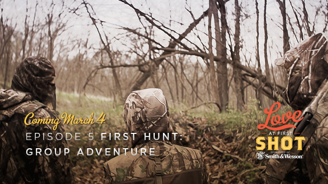 Love at First Shot Episode 5: First Hunt: Group Adventure