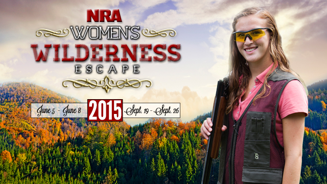 NRA Women's Wilderness Escape