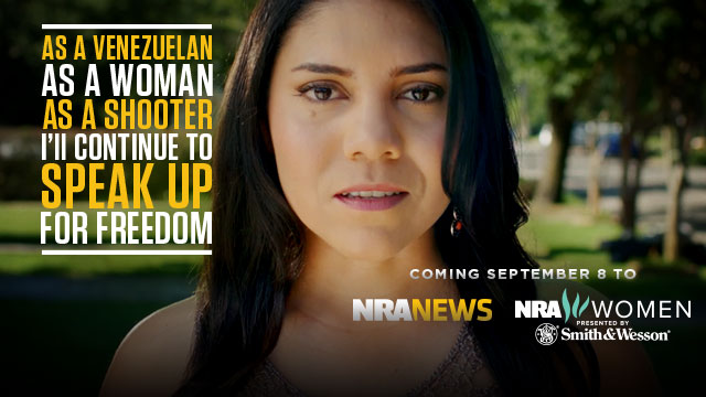 The New NRA News: Gabby Franco