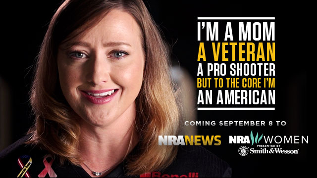 The New NRA News: Julie Golob