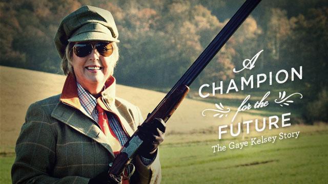 Armed & Fabulous : Gaye Kelsey