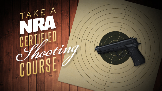 Home : NRA Certified Shooting Course