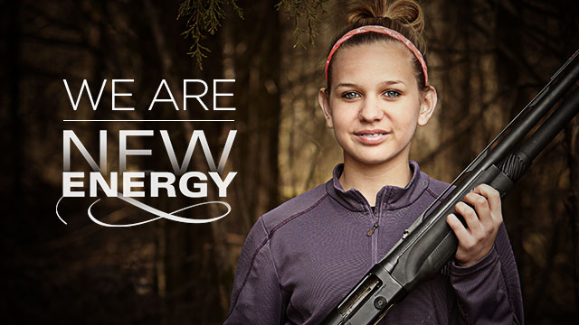 We Are New Energy