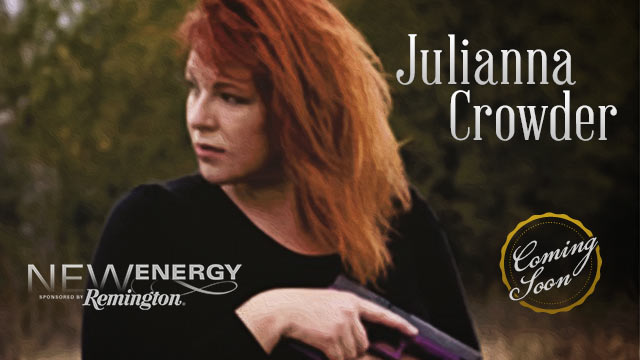 New Energy : Coming Soon Julianna Crowder