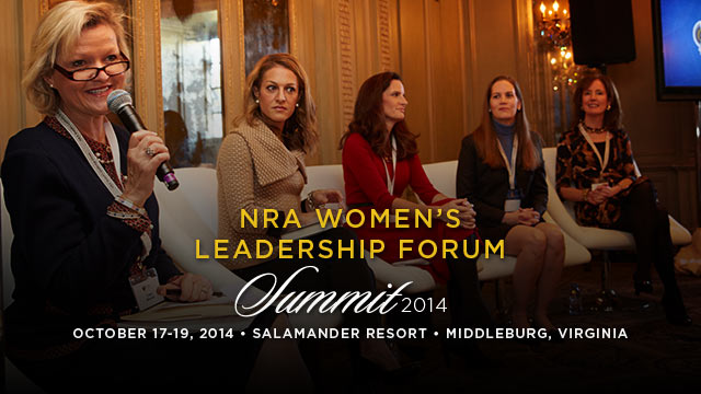 NRA WLF : 2014 Executive Summit