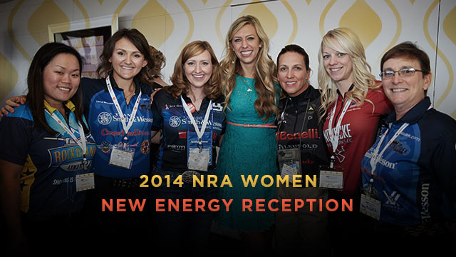 2014 New Energy Reception